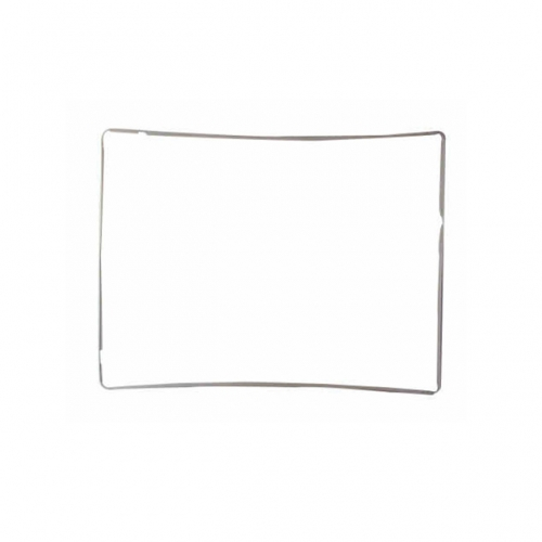 For Apple iPad 3/iPad 4 Front Bezel Replacement - White - OEM NEW