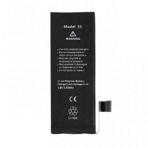 For Apple iPhone 5s Battery Replacement - S+