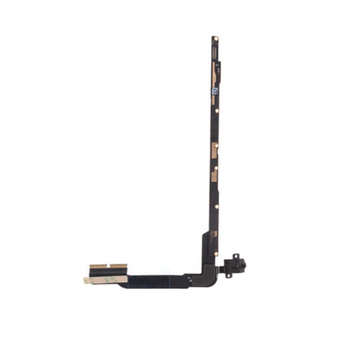 For Apple iPad 3/4 Volume Flex Cable With PCB Board WIFI Version - S+