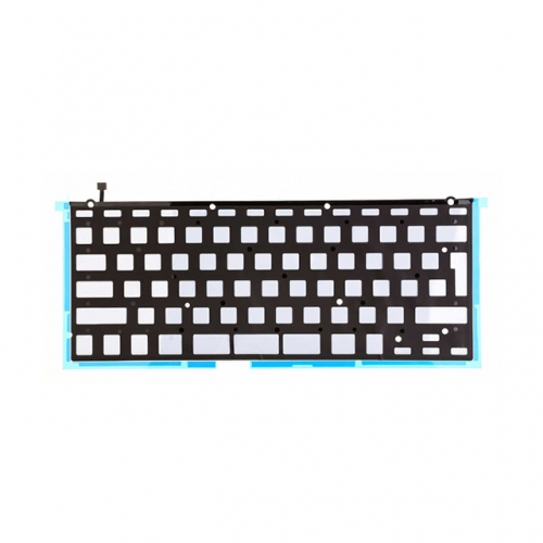For MacBook Pro 13 Inch Retina A1502 (2013 - 2015)UK Layout Keyboard with Backlight Replacement - AA