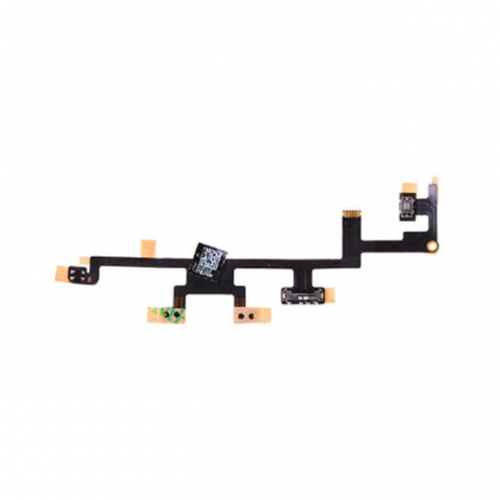 For Apple iPad 4 Power Switch Volume Flex Cable Replacement - OEM NEW