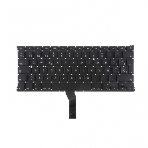 For MacBook Air 13 Inch A1369/A1466 (2011-2015) SP Layout Keyboard Replacement - AA