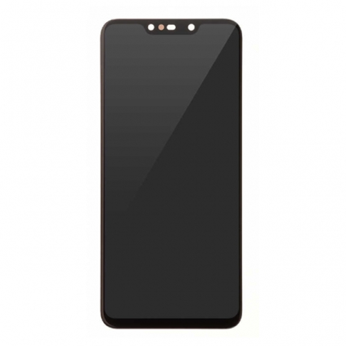 For Huawei Nova 3 LCD Display and Touch Screen Digitizer Assembly Replacement - Black - OEM NEW