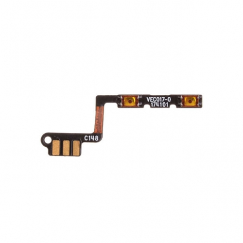 For OnePlus 5T Power Switch Volume Flex Cable Replacement - OEM USED