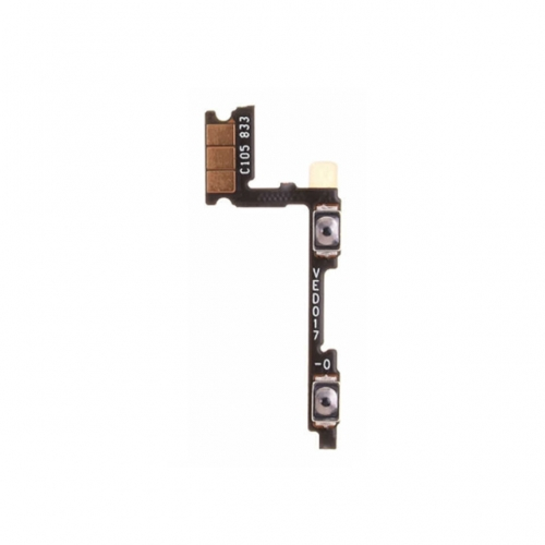 For OnePlus 6T Volume Button Flex Cable Replacement - OEM USED