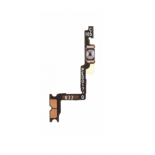 For OnePlus 6T Power Switch Flex Cable Replacement - OEM USED