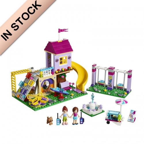 10774 In Stock Sienna's Playground 41325 326Pcs Star Model Wars Building Blocks Bricks Toys Girl friends series blocks set 01050  37047  M2  86032