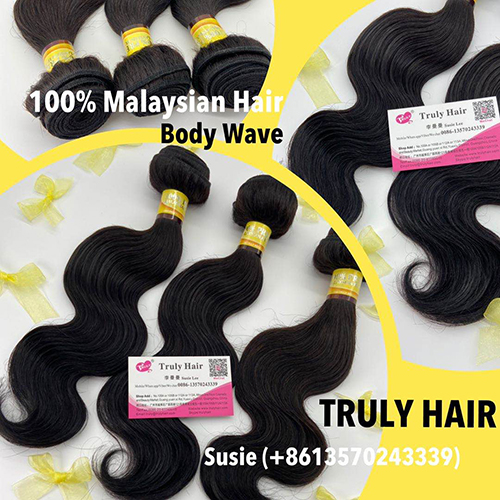 10A 100% Malaysian hair body wave 1 pc