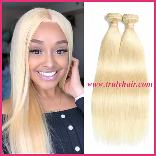 High quality color 613 straight hair