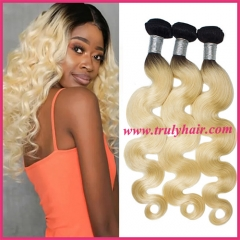 High quality color 1B/613 body wave