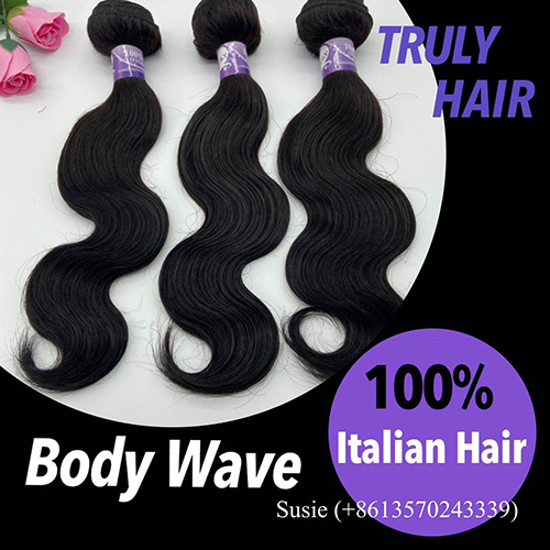10A 100% Italian hair Body wave 1 pc