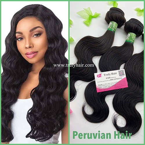10A 100% Peruvian hair Body wave 1 pc
