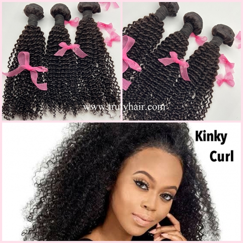 50% off Cambodian hair kinky curly