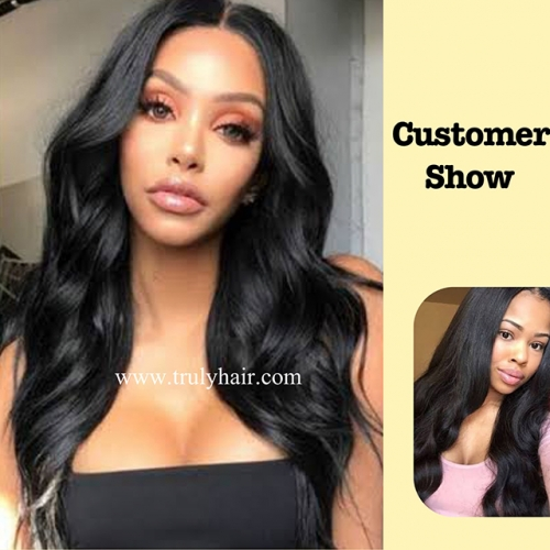50% off Bumese hair body wave 1 pc