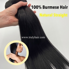 50% off Bumese hair natural straight