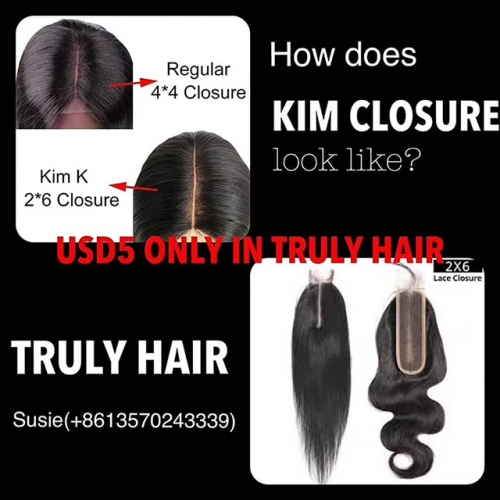 Kim closure Kim kardashian closure 2X6 closure