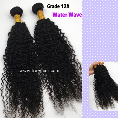 12A Water wave human hair 100grams/pc