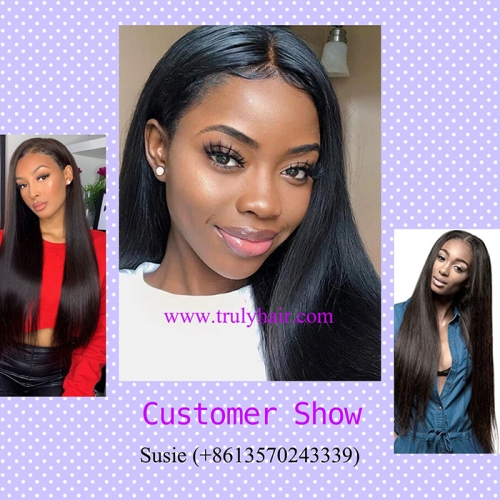 Special ! 12A hair 3 bundles Natural straight + free hair 10A 3 bundles