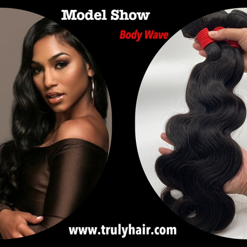 12A virgin hair body wave human hair
