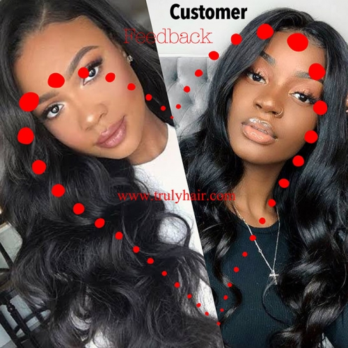 12A virgin hair loose wave