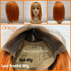 Bob wig 1B/Orange color