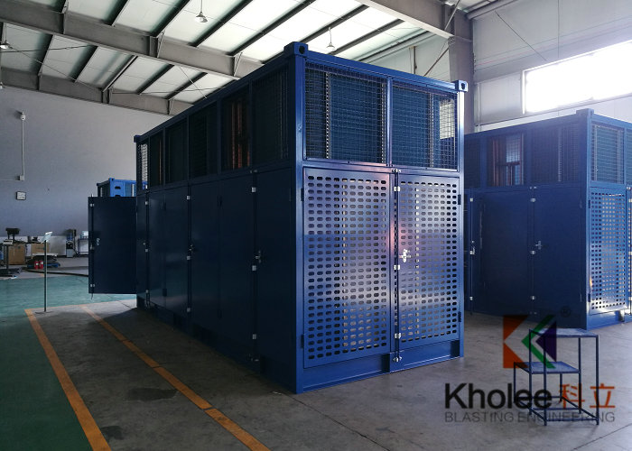 Dehumidifier for Oman Drydock Company