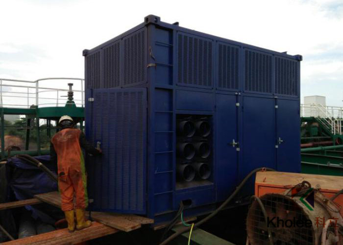 Dehumidifiers Exported to SPV NOSA RESOURCES MALAYSIA