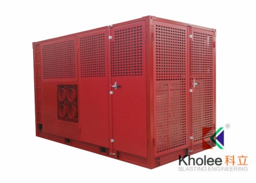 Shipbuilding Type Dehumidifier for All Climate