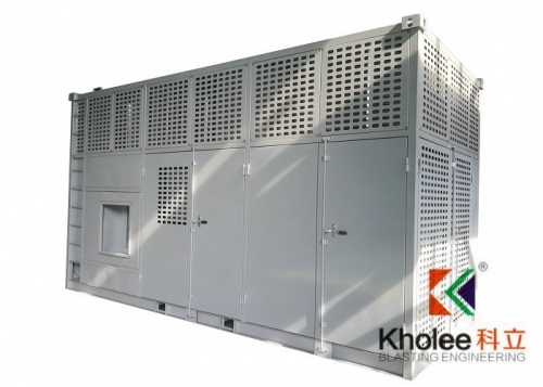Air Cooled Dehumidifier with Desiccant Rotor