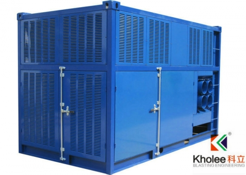 Air Cooled Dehumidifier for Blasting & Painting
