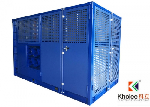 Air Cooled Dehumidifier for Shipyard, Marine Offshore, Oil Gas Tank