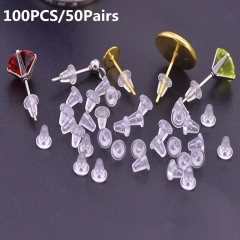 Rubber Earring Backs for Stud Earrings for Women