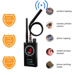 Hidden Camera Detector, RF Detector & Camera Finder