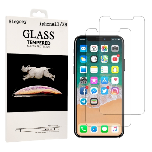 Screen Protector for iPhone 11 and iPhone XR