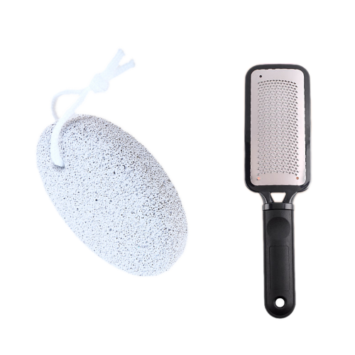 Foot Scrubber and Pumice Stone for Feet