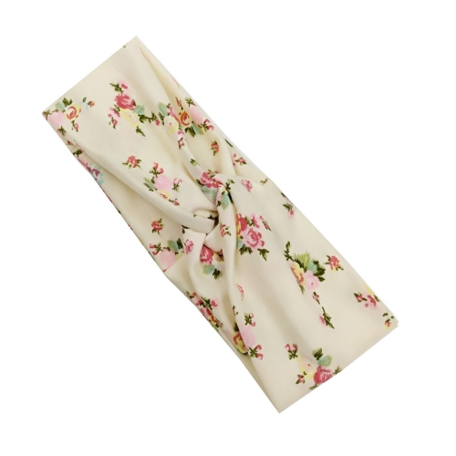 Headbands for women(White Pattern)