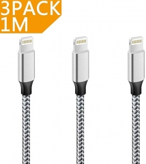 iPhone Lightning Charger Cable(3PACK)