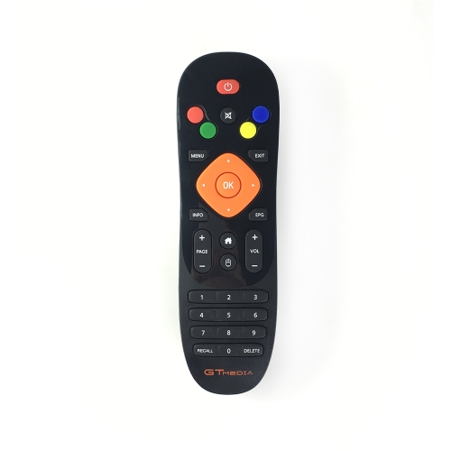 Universal Remote Control for GTmedia GTC,GTS,G1,G2,G3,G5, Smart TVs, Android Streaming Players Controller