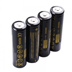 3000mAh 18650 Batteries Button Top