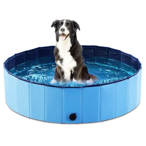 Foldable Dog Pool Pet Bath
