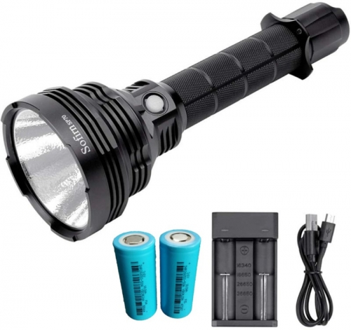SP70 Flashlight KIT 7000 Lumens for Flasholics Ready To Ship