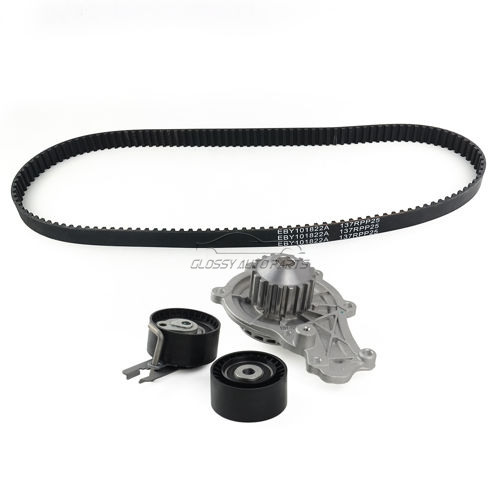 Timing Belt Kit Water Pump For Citroen Peugeot Ford Mazda Toyota Volvo 206 207 HDi TDCi KP15587XS WP0055