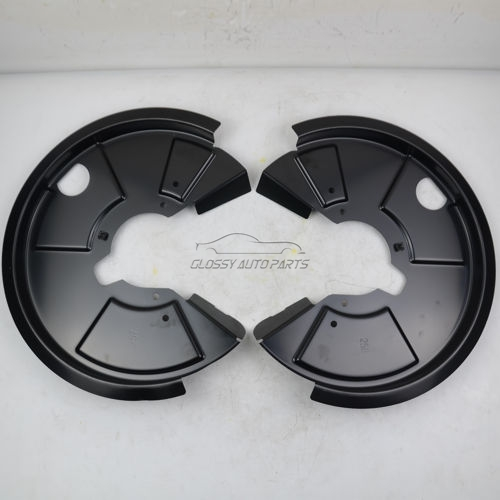 Brake Disc Splash Panel kit Rear Right Rear Left For Land Rover Defender 90 110 LR017960 LR017961