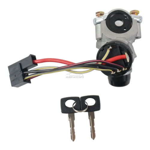 Ignition Switch For Mercedes Sprinter 2-t Box Bus Platform Chassis 901 902 0005458108 9014600104