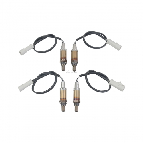 Oxygen Sensor Down Upstream 4pcs For Ford E-150 E-250 F-150 11171843 15717