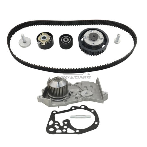 Timing Belt Kit & Water Pump & Dephaser Pulley For Renault Megane Scenic 1.6 16V 7701478505 7700105378