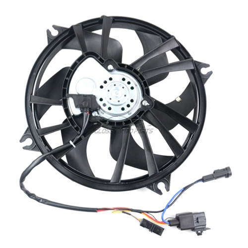 Engine Cooling Fan For Citroen C5 MK II/ RE/ RC/ MK III/ RD/ TD Peugeot 407 6D/ 6C/ SW 6E 1253R8 1253N5 1253L5 1253.R8 1253.N5 1253.L5