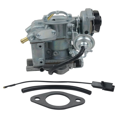 Carburetor 1BBL E-Choke for Ford F150 250 E-250 4.9L 300cu I6 Carb 1965-1985