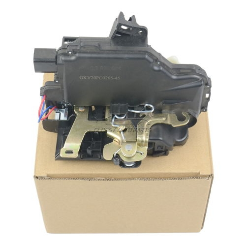Door Lock Actuator Rear Left For Seat Leon Toledo VW Passat Golf Skoda Octavia 1.8L 1.9L 2.5L 3B4839015A 3B4839015AM 3B4839015 5Z4839015