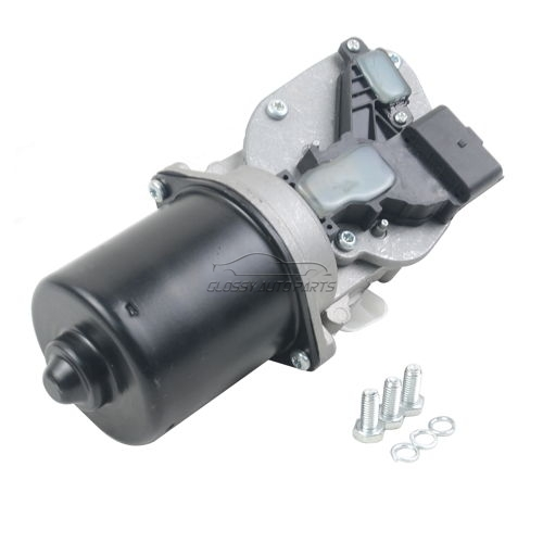 Front Wiper Motor 4 Pin For RENAULT SCENIC II 1.5 1.9 2.0 DCI CWM15147 CWM15147RS 7701056003 53630197